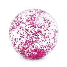 nafukovací míč s flitry, 71 cm, 2 barvy (od 3 let)