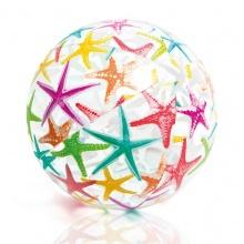 nafukovací míč 51 cm, barevný, 3 druhy (od 3 let)