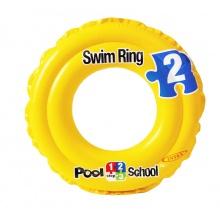 nafukovací kruh Pool School, 51 cm (od 2 let)