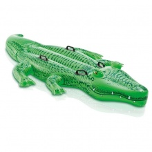 nafukovací krokodýl 203 x 114 cm od 3 let (od 3 let)
