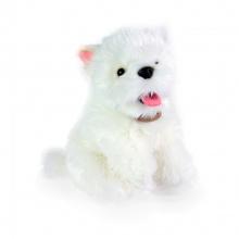 plyšový pes westík sedící, 23 cm (od 0 let)