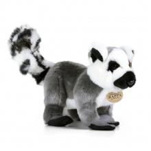 plyšový lemur stojící, 28 cm (od 0 let)