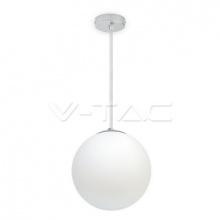 VT-7251-3839 V-TAC lustr skleněný Pendant Glass Chrome