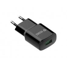 Nabíječka YENKEE YAC 2023BK USB QC3.0