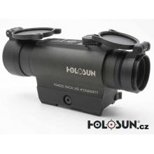 Tubusový kolimátor Holosun HS402D