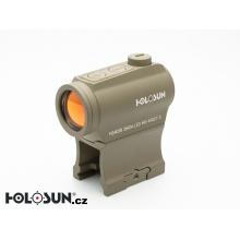 Micro kolimátor Holosun HS403B FDE