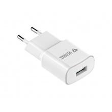 Nabíječka YENKEE YAC 2013WH USB 2400mA