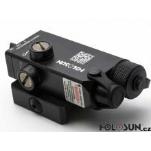 Laser LS117R - červený