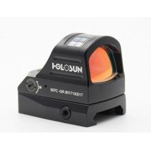 Otevřený micro kolimátor Holosun HS507C Elite