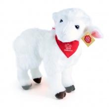 plyšová ovce s velikonočním šátkem, 34 cm (od 3 let)