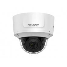 DS-2CD2765FWD-IZS - 6MPix IP Ultra Low-light venkovní DOME kamera; EXIR 30m; m-zoom 2,8-12mm; Alarm
