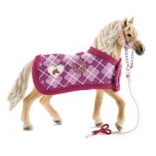 SCHLEICH Andaluský kůň s modními doplňky