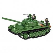 stavebnice Small Army Tank T-54, 1:28, 480 k, 2 f (od 7 let)