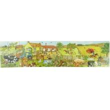 Bigjigs Toys Puzzle farma 20 dílků