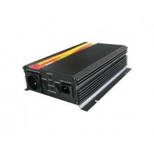 Měnič napětí 12V/230V 1000W CZ UPS + nabíječka UPS1000