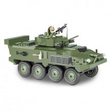 stavebnice Small Army LAV III APC, 480 k, 1 f (od 7 let)