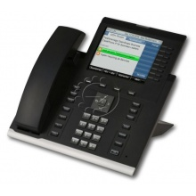 Siemens OpenScape IP55G SIP - stolní telefon, černý