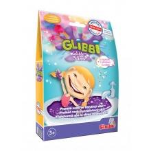 Sliz Glibbi Glitter Slime fialový třpytivý (od 3 let)