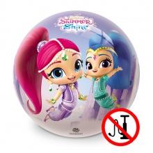 míč vyfouknutý SHIMMER & SHINE 23 cm (od 3 let)