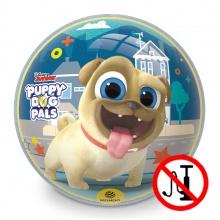 míč vyfouknutý Disney Bingo a Rolly 23 cm (od 3 let)