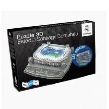 Puzzle 3D - Nanostad LED: SPAIN - Real Madrid Santiago Bernabeu (od 7 let)