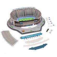 Puzzle 3D - Nanostad LED: SPAIN - FC Barcelona Camp Nou (od 7 let)