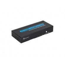 Rozbočovač CABLETECH HDMI splitter  1 - 4 port