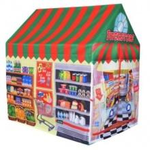 PIXINO Dětský stan na hraní Prodejna