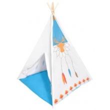 ECOTOYS Dětský indiánský stan
