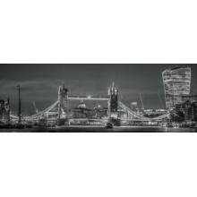 DINO Panoramatické puzzle Tower Bridge v noci 6000 dílků