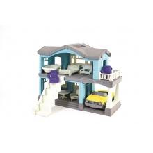 Green Toys  Domeček modý