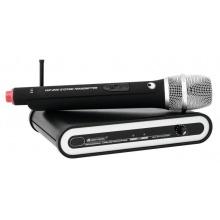 Omnitronic UHF-201 ruční mikrofon 863.42 MHz