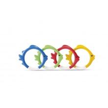 Potápěcí kroužky v designu rybiček (od 6 let)