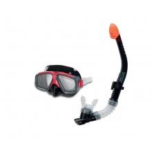 sada na potápění, brýle a šnorchl, 8+ (od 8 let)