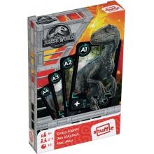 Karty Černý Petr Dinosauři/Jurský svět (od 6 let)