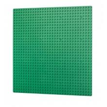 L-W Toys Základová deska 32x32 tmavě zelená
