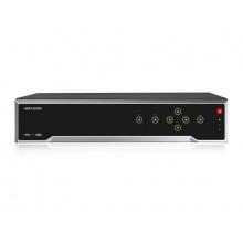DS-7716NI-I4/16P(B) - 16 kan. 4K NVR s HDMI, Super PoE (160Mb/256Mb); e-SATA; 1,5U - 4x HDD