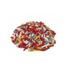 L-W Toys Hasičský set 1000 ks těžký