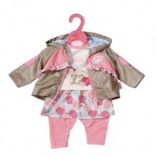 Džínové oblečení, 2 druhy Baby Annabell (od 3 let)