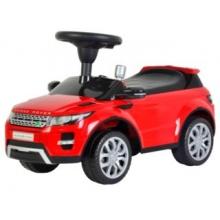 ECOTOYS Dětské odrážedlo se zvuky Range Rover červené