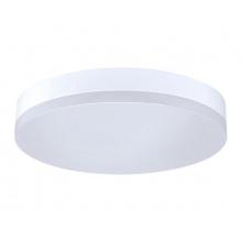LED venkovní osvětlení, přisazené, kulaté, IP44, 12W, 960lm, 4000K, 22cm WO702