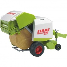 Bruder CLAAS Rollant 250 - balíkovač - Poškozená krabička