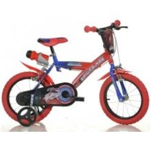 DINO BIKES Dětské kolo 163G Spiderman 16