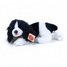 plyšový pes kokršpaněl ležící, 24 cm (od 0 let)