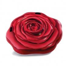 nafukovací lehátko Rudá růže 137 x 132 cm (od 14 let)