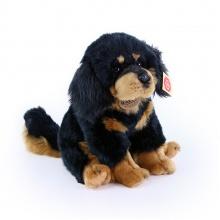 plyšový pes mastiff sedící, 26 cm (od 0 let)