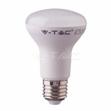 VT-263-142 V-TAC LED žárovka E27, 8W, 570lm, 4000K, 30 000h, R63