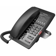 H3 Fanvil - IP základní hotelový telefon, 1x SIP linka, 6x prog. tlačítek, 2x RJ45 Mb, POE