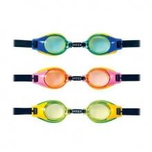 INTEX Plavecké brýle Junior 55601 modrá