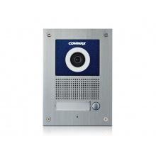 DRC-41UNHD, 1-tlačítková dveřní stanice 1.3 Mpx, HD Ready, zápustná instalace, Commax